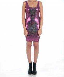 Apart Magenta Dress