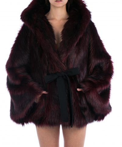 Russian Cherry Coat