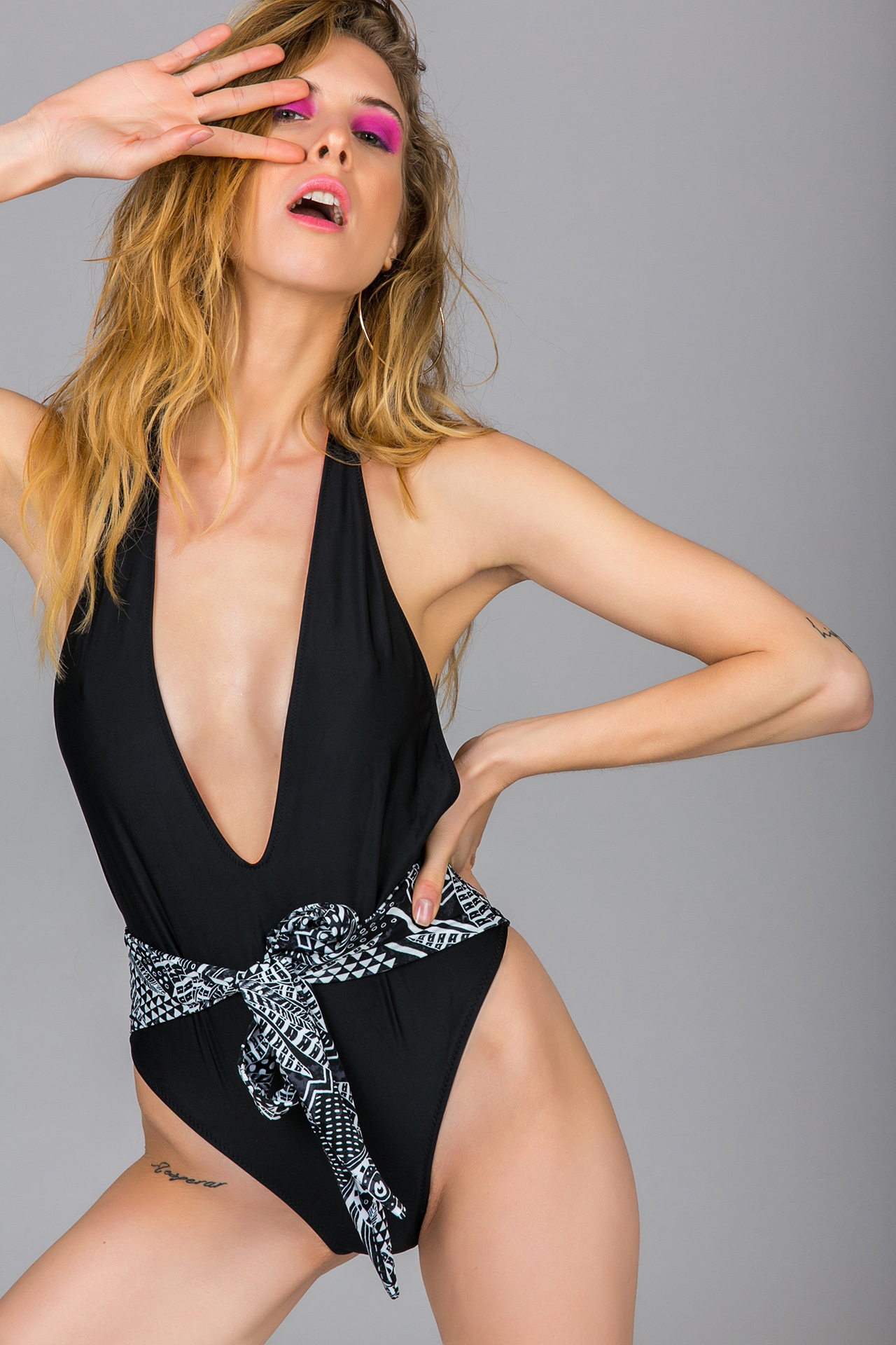 60% clearance search for clearance highly coveted range of Babe One-Piece Swimsuit